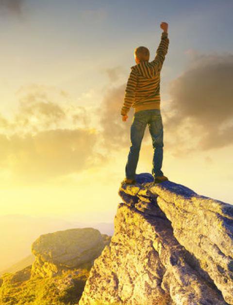Halman Aldubi, Passion to succeed