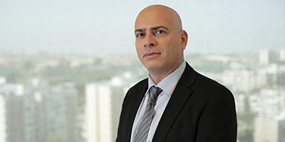 Halman Aldubi, Rami Dror, CEO